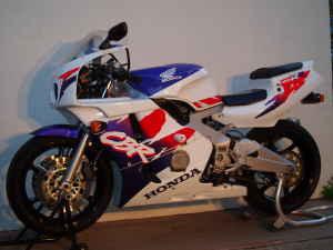 Honda CBR400RR Baby Blade for sale