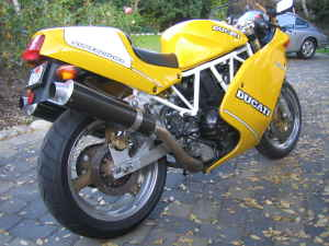 1993 Ducati SuperLight For Sale