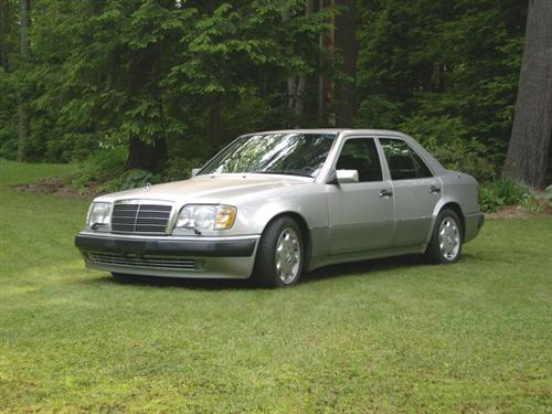 1993 Mercedes 500E For Sale