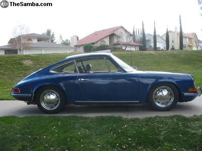 Early 911 For Sale Porsche 912