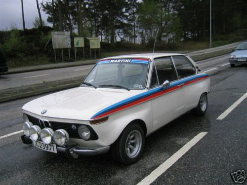 Alpina BMW 2002 Touring