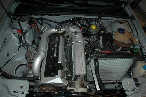 Audi AAN S4 Engine