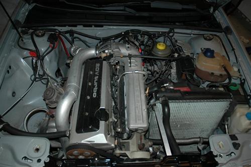 Audi AAN S4 Engine