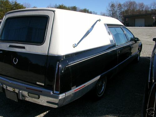 1993 Cadillac Fleetwood Hearse