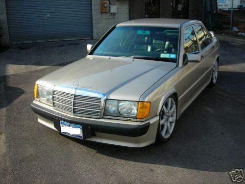 1987 Mercedes 190 2.3-16 W201 For Sale