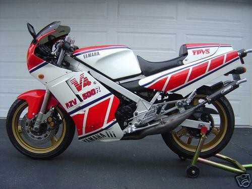 RZV500R Replica