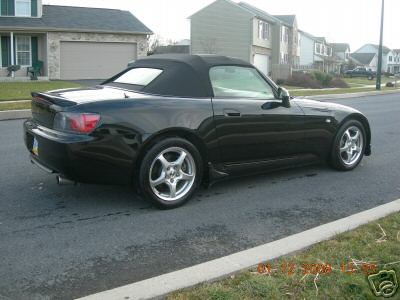 2000 Honda S2000 For Sale