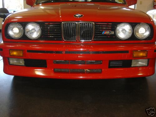 BMW e30 M3 For Sale Red