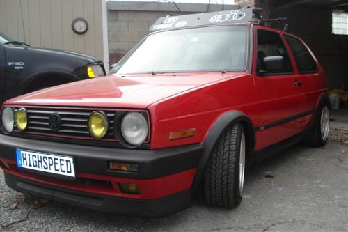 Shopping for a Clean Volkswagen MK2 GTi: Hard to Find! – Dan Crouch Blog