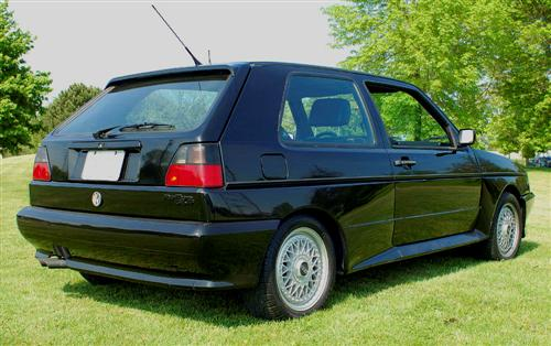 1989 Rallye Golf For Sale