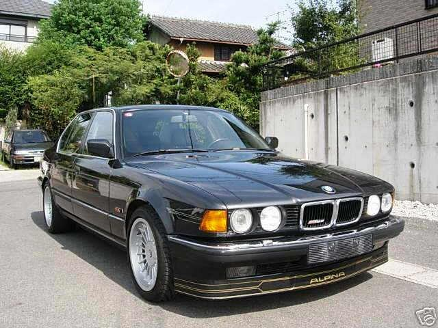 BMW e32 Alpina B12 For Sale