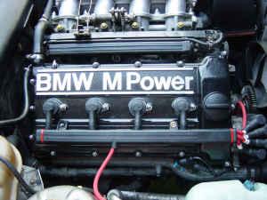 e30 m3 S14 Motor