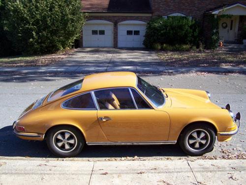 1969 Porsche 911E For Sale