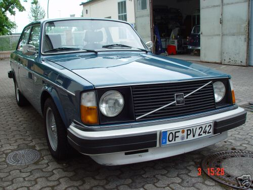 Volvo 242 For Sale
