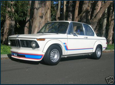 BMW 2002 Turbo BimmerBros