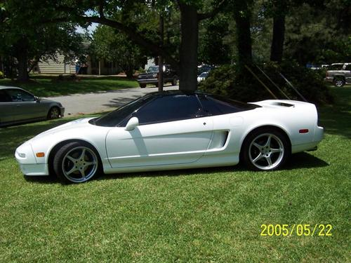 1993 Acura NSX For Sale White Comptech