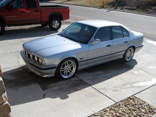 1995 Dinan e34 Silver