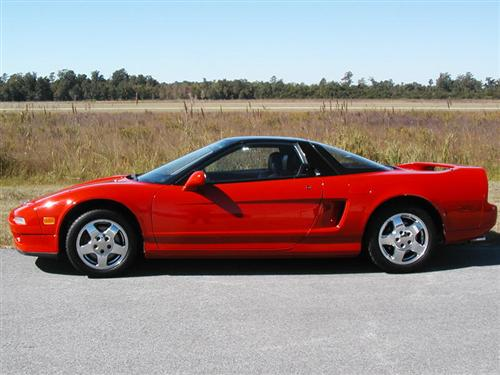 1992 Acura NSX on NSXPrime (SC, $35.5k): 1992 Acura NSX For Sale Red