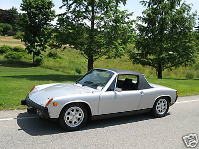 1974 Porsche 914 Very Low Mileage Example On Ebay Dan Crouch Blog