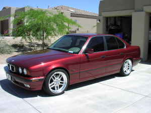 1995 BMW e34 540i/6 For Sale Craigslist
