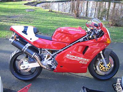 1994 Ducati 888 SPO Ltd