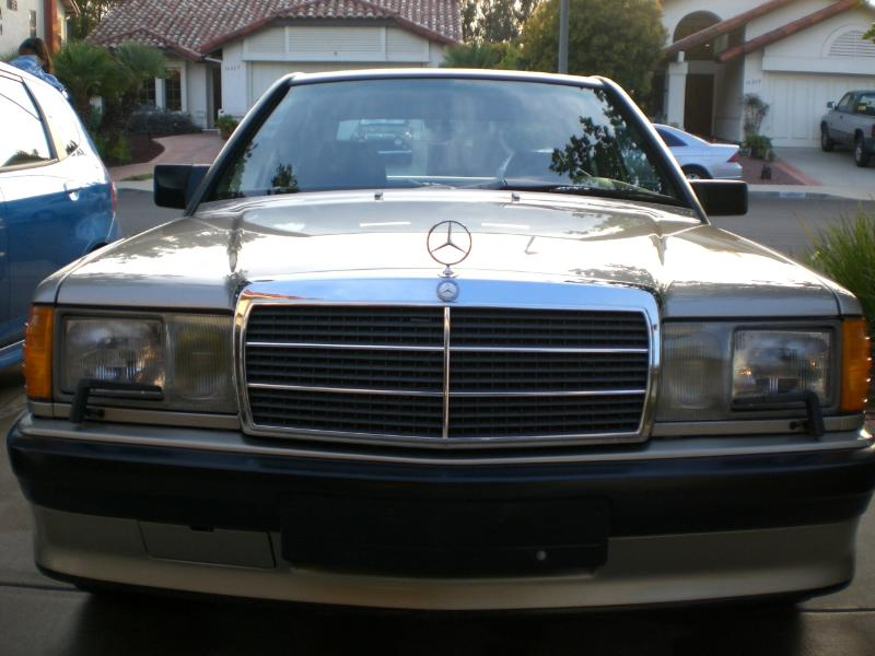 1987 Mercedes 190 2.3-16 Cosworth For Sale