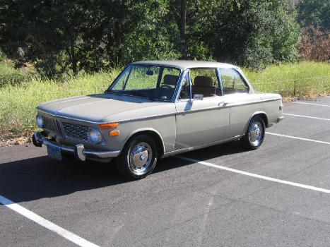 1970 BMW 2002 Roundie For Sale
