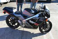 An RVF400 and VFR400 For Sale in the Bay Area
