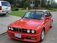 1988 BMW M3 w/ 38k Miles Back on eBay
