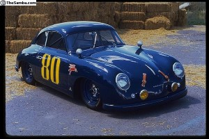 Rod Emory 1953 Porsche 356 Outlaw Coupe