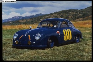 Rod Emory Porsche 356 Outlaw Coupe