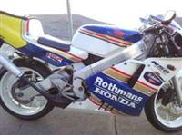MC 21 NSR250 Honda's For Sale