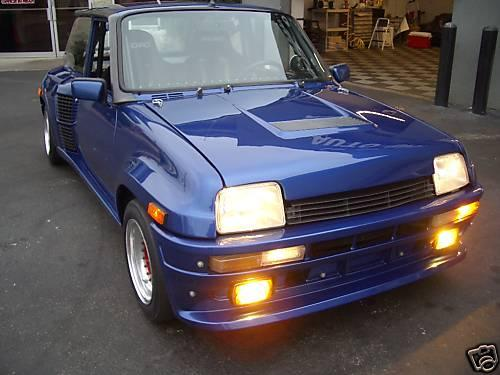 1984 Renault R5 Turbo 2 For Sale