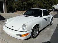1991 Porsche 911 Carrera 2 For Sale