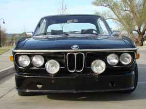 1973 BMW 3.0CSL For Sale Batmobile