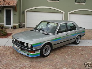 1983 Alpina B9