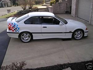 1995 BMW e36 M3 Lightweight