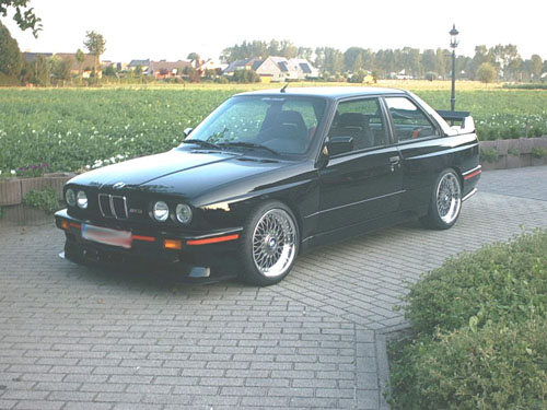 BMW e30 M3 Sport Evolution III