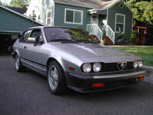 1984 Alfa Romeo GTV6 For Sale in Portland