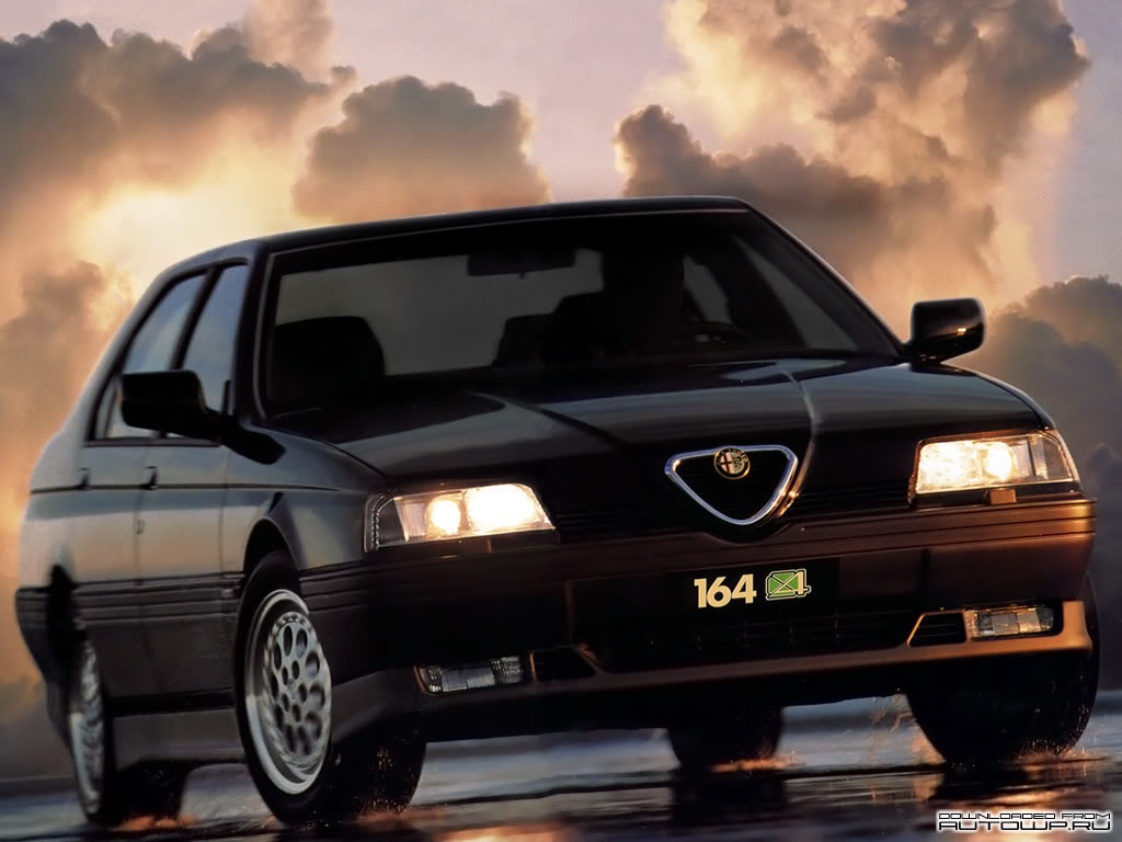 it s official the alfa romeo 164 q4 is one sexy 90 s machine dan crouch blog. Black Bedroom Furniture Sets. Home Design Ideas