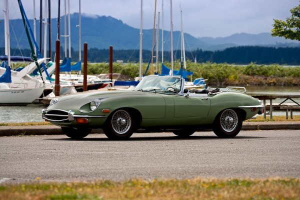 1971 Jaguar E-Type For Sale - 1680 wallpaper