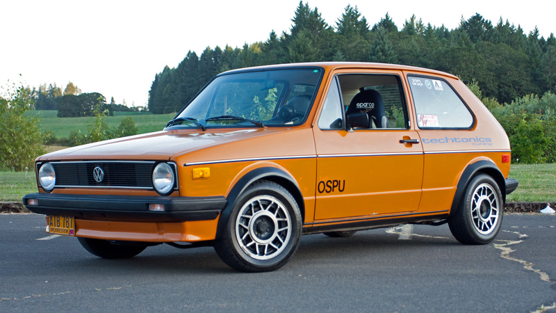 1977 Volkswagen Rabbit Track Day Car For Sale Sold Dan Crouch Blog