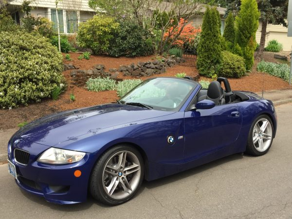 Introducing my 2006 BMW Z4 M Roadster! – Dan Crouch Blog