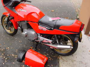 Laverda RGS For Sale