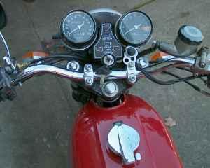 1975 Honda CB400F Classified