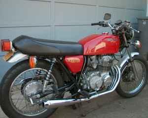 1975 Honda CB400F For Sale in Corvallis