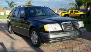1995 Mercedes 300TE Craigslist For Sale