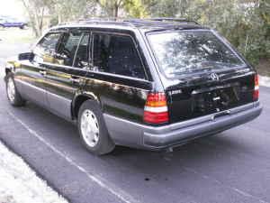 1995 Mercedes E320 Wagon For Sale