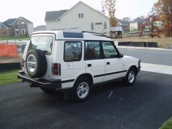 1997 Land Rover Discovery II SE For Sale Craigslist