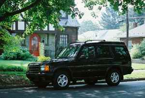 Land Rover Discovery II For Sale Craigslist